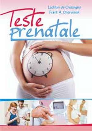 TESTE PRENATALE de Lachlan de Crespigny