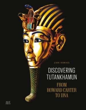 Discovering Tutankhamun imagine