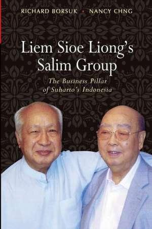 Liem Sioe Liong's Salim Group imagine