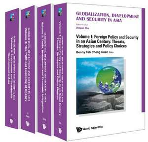 Globalization, Development and Security in Asia (in 4 Volumes)