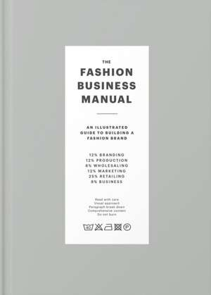 Fashion Business Manual de Fashionary