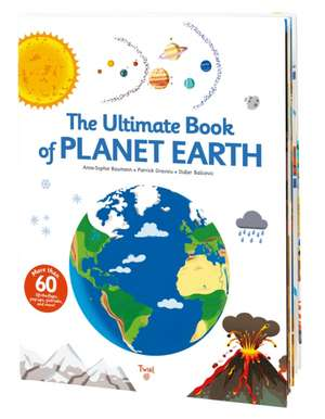 The Ultimate Book of Planet Earth imagine