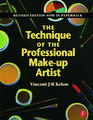 The Technique of the Professional Make-Up Artist: Maekup