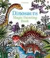 Bowman, L: Dinosaurs Magic Painting Book
