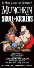 Munchkin Skull Kickers:  Jump the Shark