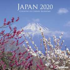 Japan - Country of Cherry Blossoms 2020
