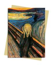 Edvard Munch: The Scream Greeting Card: Pack of 6