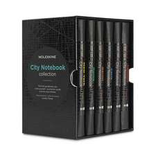 Moleskine City Notebook Collector Box Pocket Hard