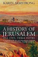 A History of Jerusalem