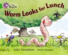Worm Looks for Lunch
