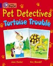 Pet Detectives: Tortoise Trouble