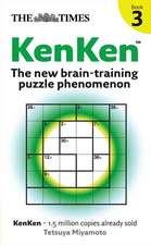 The Times KenKen Book 3
