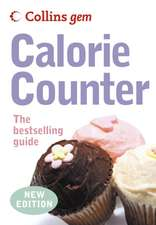 Calorie Counter:  The Bestselling Guide