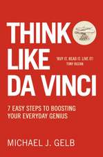 Think Like Da Vinci