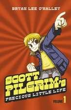 Scott Pilgrim 01. Scott's Pilgrim's Precious Little Life