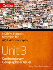 Banks, P: AQA A2 Geography Unit 3