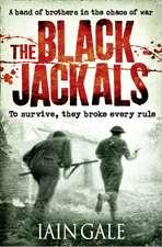 The Black Jackals:  The Complete Works of J. A. Baker