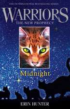 MIDNIGHT: Warriors: The New Prophecy vol 1