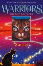 SUNSET: Warriors: The New Prophecy vol 6
