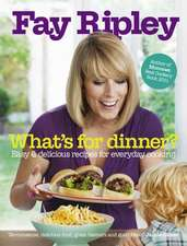 What S for Dinner?:  Easy and Delicious Recipes for Everyday Cooking
