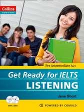Listening: IELTS 4+ (A2+)