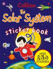 Collins The Solar System Sticker Book:  Two Little Boys, Lost and Unloved. One Woman Determined to Make a Difference