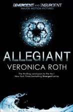 Allegiant (Adult Cover)