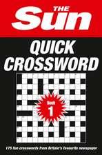 The Sun Quick Crossword Book 1