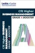 CFE Higher Business Management Grade Booster