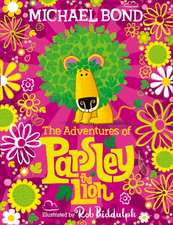 Adventures of Parsley the Lion