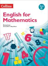 English for Mathematics:  Book C