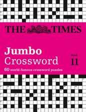 The Times 2 Jumbo Crossword Book 11