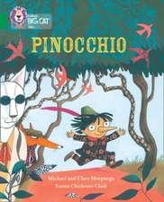 Collins Big Cat - Pinocchio:  Emerald/Band 15