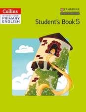 Collins International Primary English - Cambridge Primary English Student's Book 5