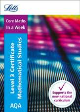 Letts in a Week - New 2014 Curriculum - Core Maths