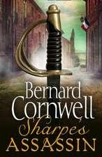 Cornwell, B: The New Sharpe Novel 2021