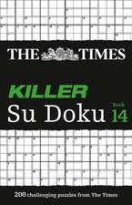Times Killer Su Doku Book 14