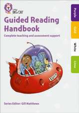 Guided Reading Handbook Purple to Lime