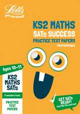 KS2 Maths SATs Practice Test Papers (Photocopiable edition)