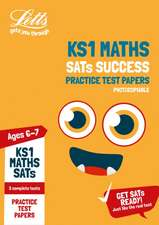 KS1 Maths SATs Practice Test Papers (photocopiable edition)