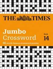 Times 2 Jumbo Crossword Book 14