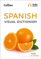 Collins English - Spanish Visual Dictionary