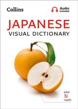 Collins English - Japanese Visual Dictionary