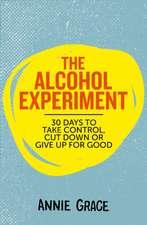 Alcohol Experiment