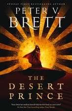 Brett, P: The Desert Prince