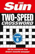Sun Two-Speed Crossword Collection 6