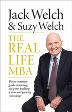 Real-Life MBA