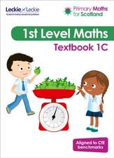 Lowther, C: Primary Maths for Scotland Textbook 1C