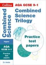 AQA GCSE 9-1 Combined Science Higher Practice Papers