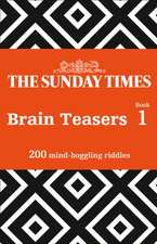 The Sunday Times Brain Teasers Book 1
